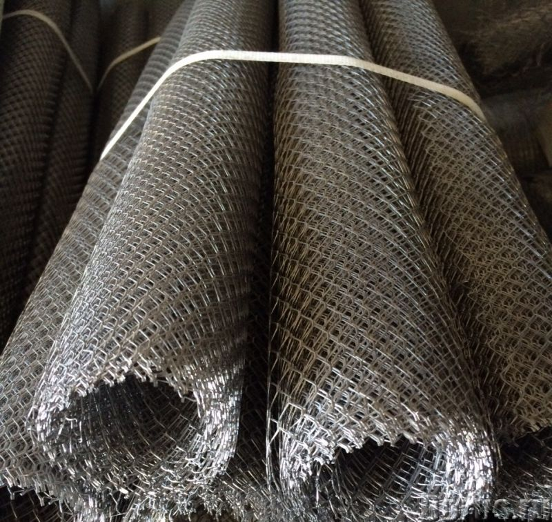 Сетка штукатурная - Материалы для строительства - Штукатурная Сетка, Сетка цпвс оцинкованная в рулон..., фото 1